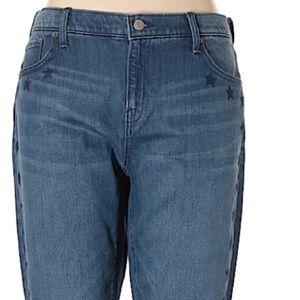 Like-new Gap jeans